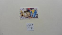 Afrique > Maurice  Timbre  N° 1029  Oblitéré - Maurice (1968-...)