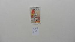Afrique > Maurice  Timbre  N° 986  Oblitéré - Maurice (1968-...)