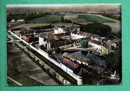 03 Allier Abbaye Des Sept-fons Environs De Dompierre Sur Bresbre Vue Aerienne Lapie Editeur - Altri Comuni