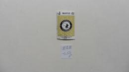 Afrique > Maurice  Timbre  N° 848  Oblitéré - Maurice (1968-...)