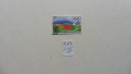 Afrique > Maurice  Timbre  N° 863  Oblitéré - Maurice (1968-...)