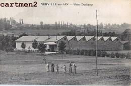 NEUVILLE-SUR-AIN USINE DUCHAMP 01 AIN - France