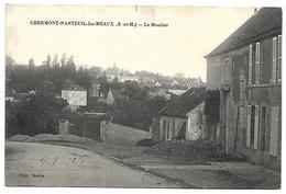 NANTEUIL LES MEAUX - CHERMONT - Le Moutier - France