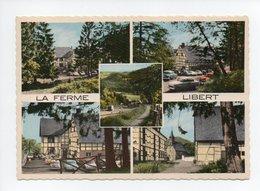 Belgique: Liege, Malmedy, Ferme Libert, Hotel Restaurant, Beverce (19-302) - Malmedy