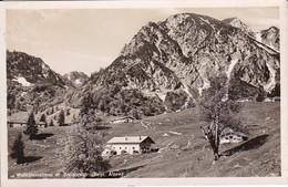 AK Wuhrsteinalmen Mit Breitenstein - Bayr. Alpen (39829) - Chiemgauer Alpen
