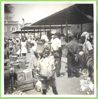 Praia - REAL PHOTO - Mercado - Costumes  - Cabo Verde (foto Danificada) - Cap Vert