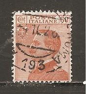 Italia-Italy Yvert Nº 182 (usado) (o) - Usati