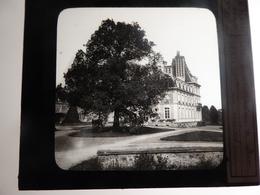 I62 - Plaque Photo - Positif - Château Gontier - Château De Bréon Aux Environs - Mayenne - N° 25 - Glasdias