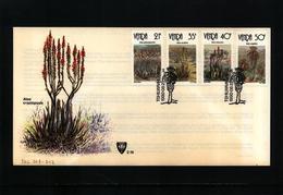 Venda 1990 Aloes FDC - Heilpflanzen