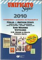 CATALOGO UNIFICATO SUPER 2010 - Italia