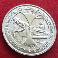 Thailand 600 Baht 1980 FAO F.a.o. Tailandia Thailande Unc - Thaïlande
