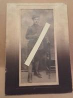 1915 Italie Italia Alpini Chasseur Alpin Trentin Carso Dolomites Tranchées Poilus 1914 1918 14-18 1cph - War, Military