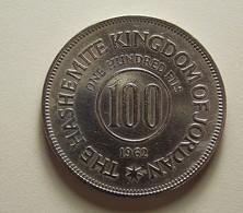 Jordan 100 Fils 1962 - Jordanien