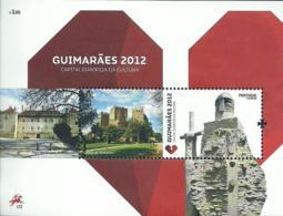 Portugal 2012 Guimaraes 2012 European Capital Of Culture  Souvenir Sheet MNH - Other