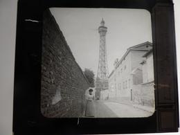 I62 - Plaque Photo - Positif - Lyon - Tour De Fourvière - N° 33 - Diapositiva Su Vetro