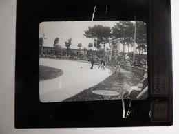 I62 - Plaque Photo - Positif - Rouen - Seine Maritime - Course Du VRC Au Vélodrome - N° 36 - Diapositiva Su Vetro