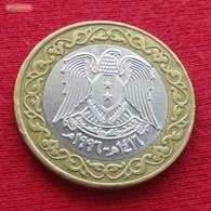 Syria 25 Pounds 1996 KM# 126  Siria Syrie - Syria