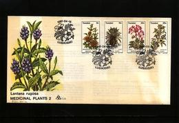 Transkei 1981 Medicinal Plants FDC - Heilpflanzen