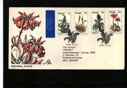 Transkei 1977 Medicinal Plants FDC - Heilpflanzen