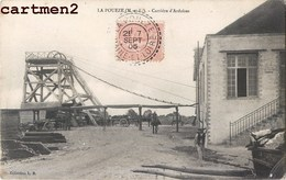 LA POUEZE CARRIERE D'ARDOISES USINE 49 MAINE-ET-LOIRE - France