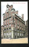 Pc Liverpool, White Star Offices, Gebäudeansicht, Reederei - Liverpool