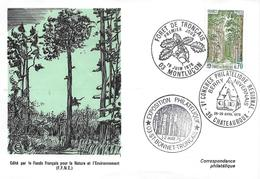 1886 - FORET DE TRONCAIS ALLIER 19-06-1976 - FDC