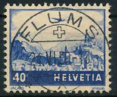 SCHWEIZ FLUGMARKEN Nr 507a Zentrisch Gestempelt X868FA6 - Luftpost