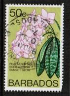 BARBADOS  Scott # 407 VF USED (Stamp Scan # 461) - Barbados (1966-...)