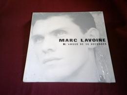 MARC LAVOINE  °  L'AMOUR DE 30 SECONDES - 45 T - Maxi-Single