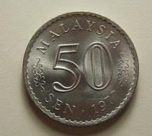 Malaysia 50 Sen 1977 - Malaysie