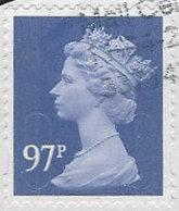 GB 2014 Machin 97p M14L MAIL Good/fine Used [39/31969/ND] - 1952-.... (Elisabetta II)