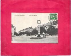 LA CHAUX DE FONDS - SUISSE -  Place De L'Ouest - BES1 -  - - NE Neuchâtel