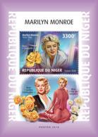 Niger 2018  Marilyn Monroe  S201901 - Niger (1960-...)
