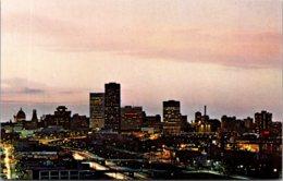 New York Rochester Skyline - Rochester
