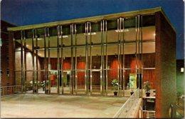 New York Rochester Elizabeth Hoyt Hall Entrance University Of Rochester - Rochester
