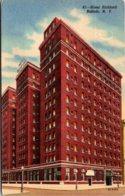 New York Buffalo Hotel Richford Curteich - Buffalo