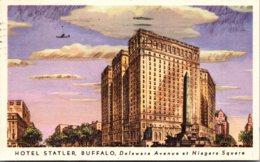 New York Buffalo Hotel Statler 1948 - Buffalo