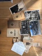 Divers Documents Photographies Sur Bergues - Livres, BD, Revues