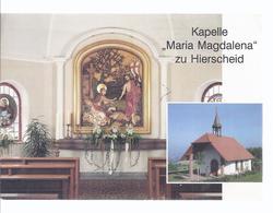 Zig3- AK - 000-0 - Hierscheid Lkr. Neunkirchen  - Kapelle Maria Magdalena - Kreis Neunkirchen