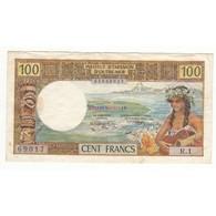 NOUVELLE CALEDONIE  100 Francs TTB - Billets