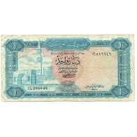 Libye 1 Dinar Pick 35 - Libia