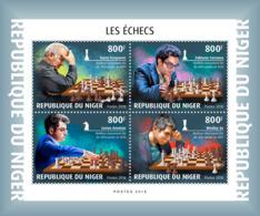 Niger 2018   Chess (Garry Kasparov)S201901 - Niger (1960-...)