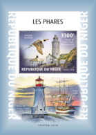 Niger 2018 Lighthouses   S201901 - Niger (1960-...)