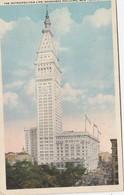 CP , ÉTATS-UNIS , NEW YORK CITY , The Metropolitan Life Insurance Building - New York City