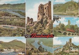 Grüß Vom Drachenfels Ak137750 - Germania