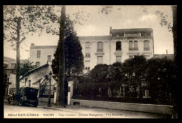 03 - VICHY - HOTEL SAN-CARLO - Vichy