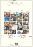 FDS 2000  -  COB 2943/2962 - Belgique