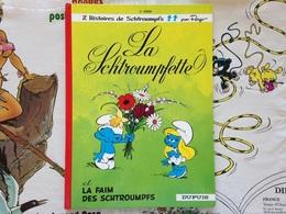 BD Les Schtroumpfs - La Schtroumpfette - Peyo (2003) - Schtroumpfs, Les