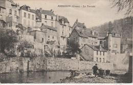 23 - AUBUSSON - La Terrade - Aubusson