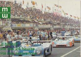 """Carte Publicitaire """" Mutuelles Du MANS """" - Le Mans"""